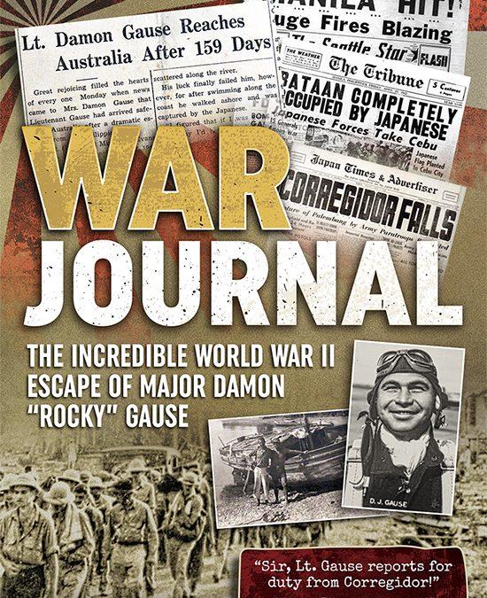 "War Journal: Major Damon ""Rocky"" Gause"