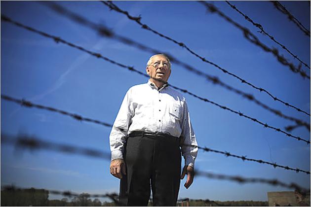 Holocaust Survivor Israel Arbeiter Returns to Auschwitz